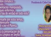 próxima charla CIELOS LIMPIOS SEVILLA 24.11