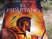 Espartano Javier Negrete