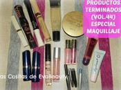 Productos Terminados-Especial Maquillaje (Vol.44)