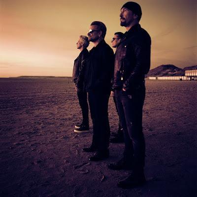 Escucha 'American Soul', enérgico nuevo avance del próximo disco de U2 con participación de Kendrick Lamar