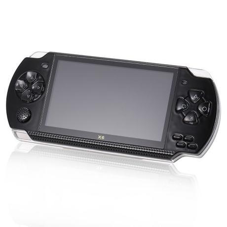 Consola portátil de 4.3 pulgadas y 400 juegos a preciazo