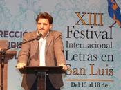 Inicia XIII Festival Internacional Letras Luis