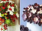 Aprende paso cómo hacer arreglos navideños flores