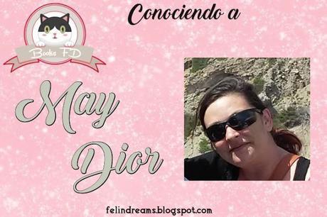 (Entrevista) L@s Ocho - Conociendo a # 9 - May Dior