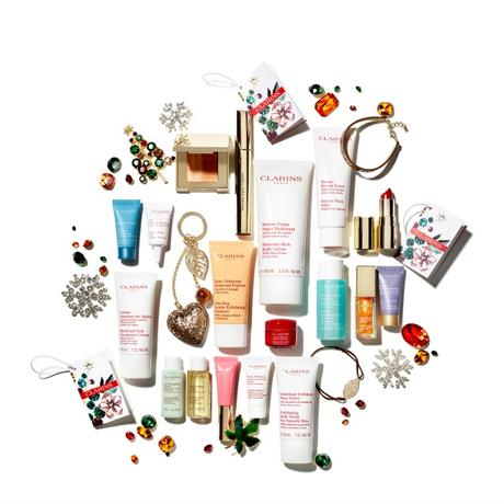 Calendario de Adviento 2017 CLARINS