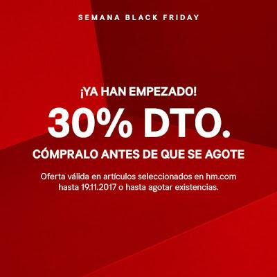 semana Black Friday hm