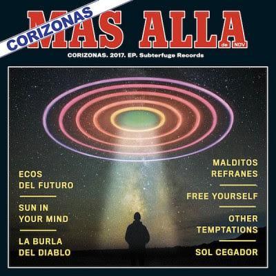 Corizonas: Más Allá es su nuevo mini-álbum