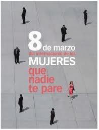 8 DE MARZO, TODOS LOS DÍAS