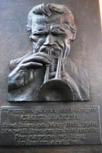 Ámsterdam y Chet Baker