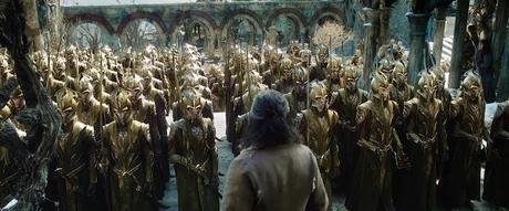 Elfos del Bosque Negro con armadura, único pre-pedido de hoy