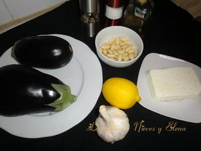 Melitzanosalata - Cocinas del Mundo (Grecia)
