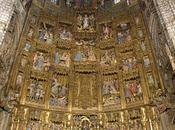 Retablo mayor primer Transparente Catedral Toledo