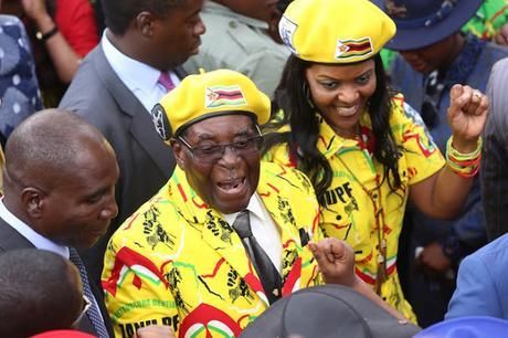 GUCCI GRACE, LA PRIMERA DAMA DE ZIMBABUE Y REINA DEL LUJO