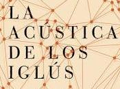 acústica iglús, Almudena Sánchez.