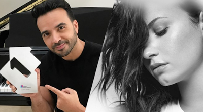 Luis Fonsi y Demi Lovato, Échame la culpa'