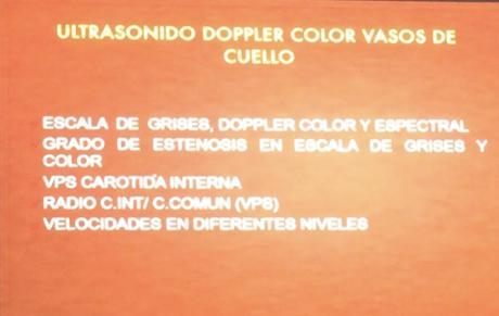 Doppler de vasos del cuello segunda parte
