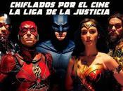 Podcast Chiflados cine: Especial Liga Justicia