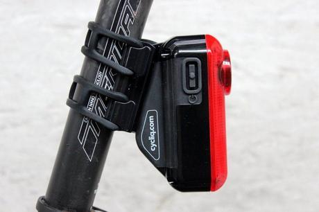 Luces para bicicleta Cycliq Fly6 con Camara HD