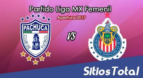 Pachuca vs Chivas en Vivo – Final Ida Liga MX Femenil – Lunes 13 de Noviembre del 2017