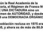 Franquismo recupera valor deja estar demonizado españoles
