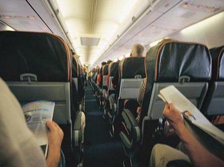 10 ideas para disfrutar los viajes en avión