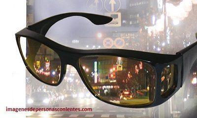 lentes para conducir de dia y noche antirreflejo