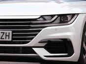 Prueba Volkswagen Arteon R-Line: amor primera vista Centímetros Cúbicos