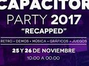 Nueva cita para amantes retro tercera Capacitor Party, este semana Málaga