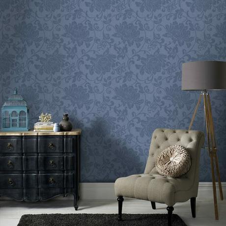 Noviembre: Interiores en Azul Acero