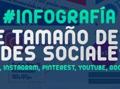 Tamaño imágenes redes sociales 2018 (Facebook, Twitter, Instagram más...)