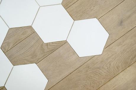 terraza madera suelo madera con baldosas reformas nordico barcelona muebles nórdicos estilo nórdico mediterráneo estilo nórdico barcelona estilo escandinavo decoración pisos pequeños decoración interiores decoración áticos atico Eixample