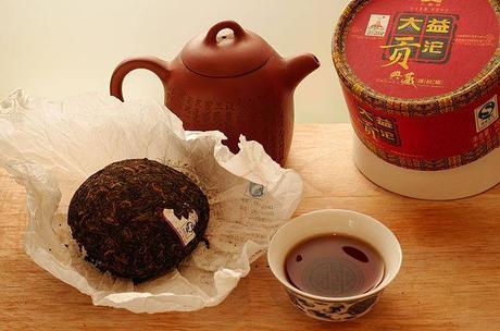 Los maravillosos efectos del Té rojo o Pu erh