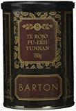 Barton Té Rojo PU-ERH Yunnan - 150 gr