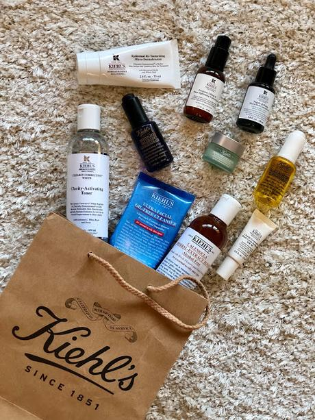 Fitness And Chicness-Black Friday Kiehls-1