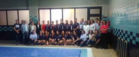 Triunfo agónico de la Selección Española Femenina de Waterpolo en Montequinto