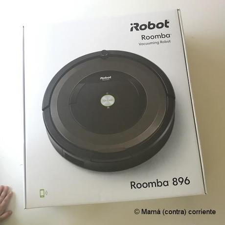 iRobot Roomba 896 | Caja cerrada