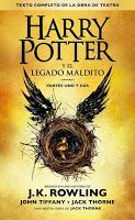 RESEÑA, HARRY POTTER Y EL LEGADO MALDITO