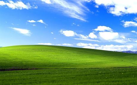 Lufthansa Hired fotógrafo que creo los fondos de pantalla de Windows XP