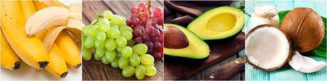 Frutas a evitar para bajar de peso