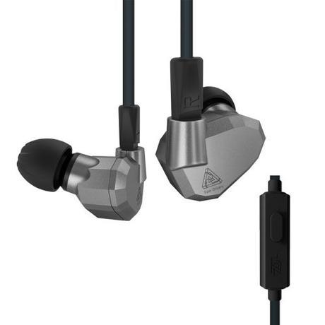 KZ ZS5, los cascos más cañeros con cable