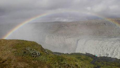 Cascada Dettifoss Islandia por libre