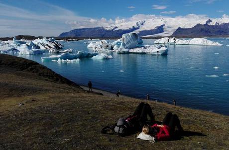 El lago de Jökulsárlón Islandia por libre