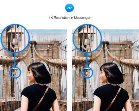 Diferencia entre la resolución habitual y 4K