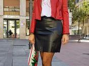 Rojo negro roquero