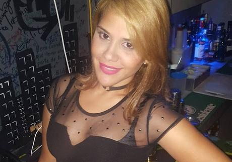 Geraldine Sanchez Baldera, otra joven mujer asesinada en República Dominicana.