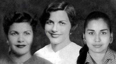 Día Mundial contra la Violencia de Género, Hermanas Mirabal (†1960)