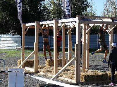 Maori . Obstacle Race