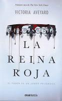 La Reina Roja #0. Corona Cruel, de Victoria Aveyard.