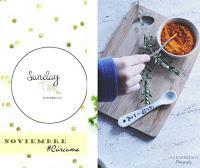 Sunday's Time #LomejordeNoviembre