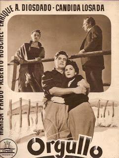 ORGULLO (España, 1955) Drama